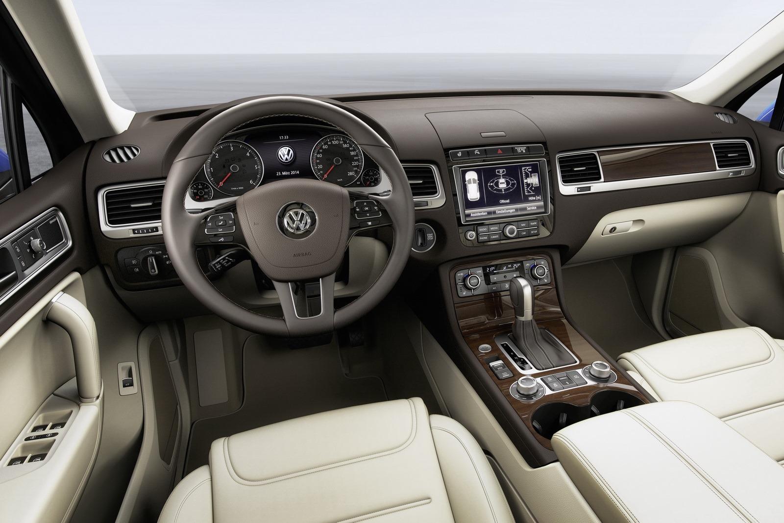 Volkswagen Touareg II Restyling 2014 - now SUV 5 door #6