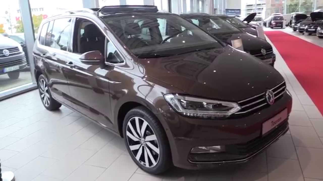 Volkswagen Touran III 2015 - now Compact MPV #7