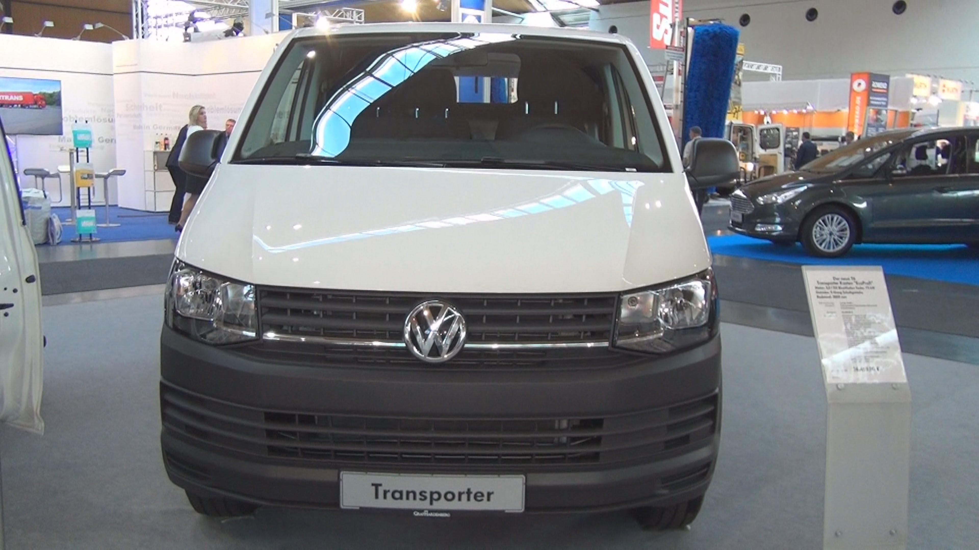 Volkswagen Transporter T6 2015 - now Minivan #3