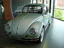 Volkswagen Type 1 1938 - 2003 Cabriolet #5