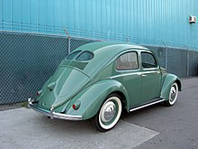 Volkswagen Type 1 1938 - 2003 Cabriolet #4