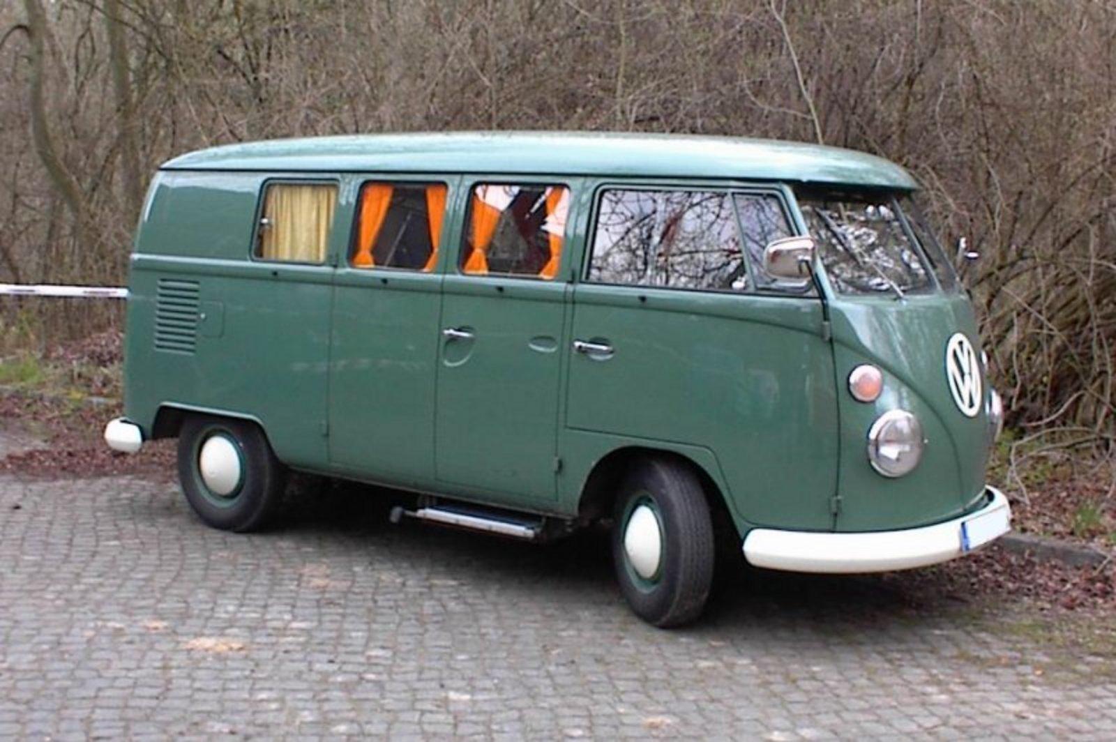 Volkswagen Type 2 T1 1950 - 1967 Minivan #6