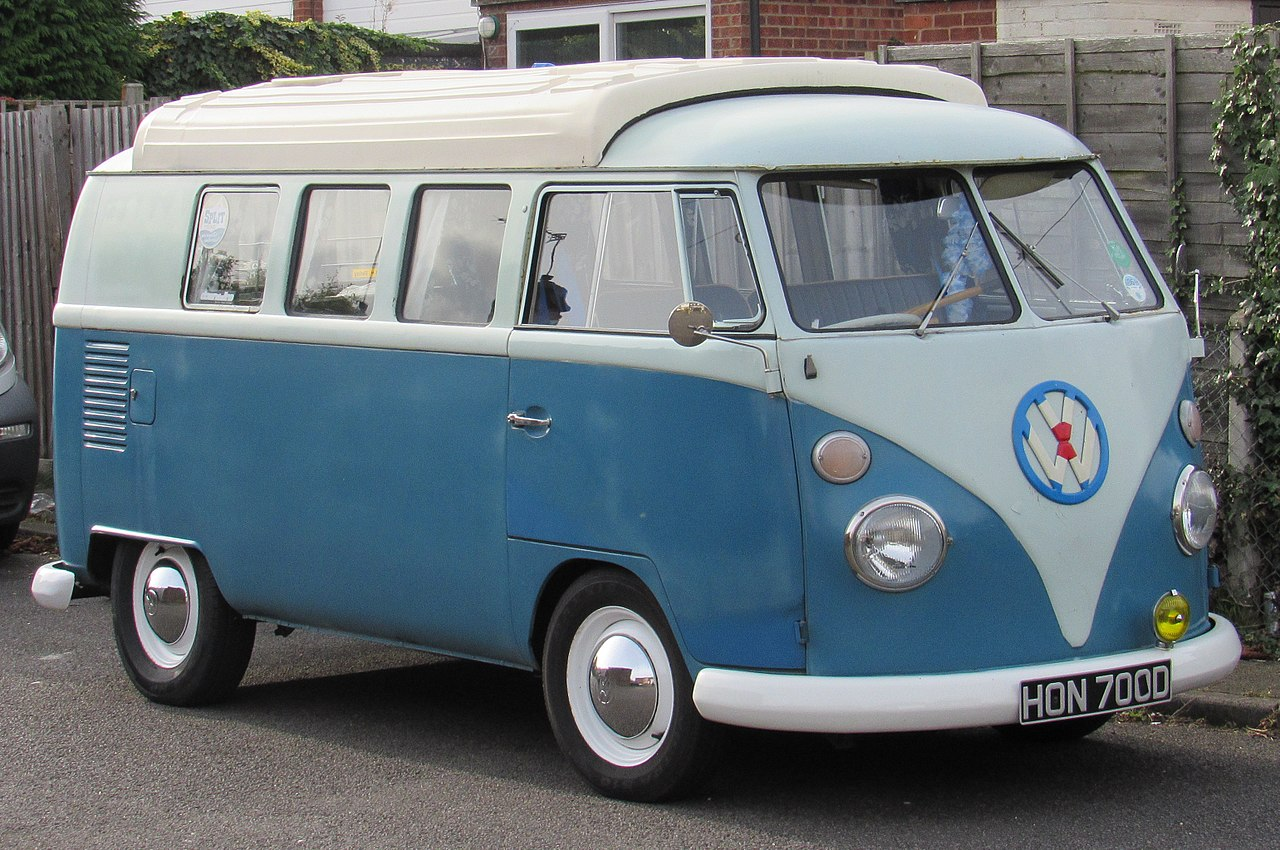 Volkswagen Type 2 T1 1950 - 1967 Minivan #7