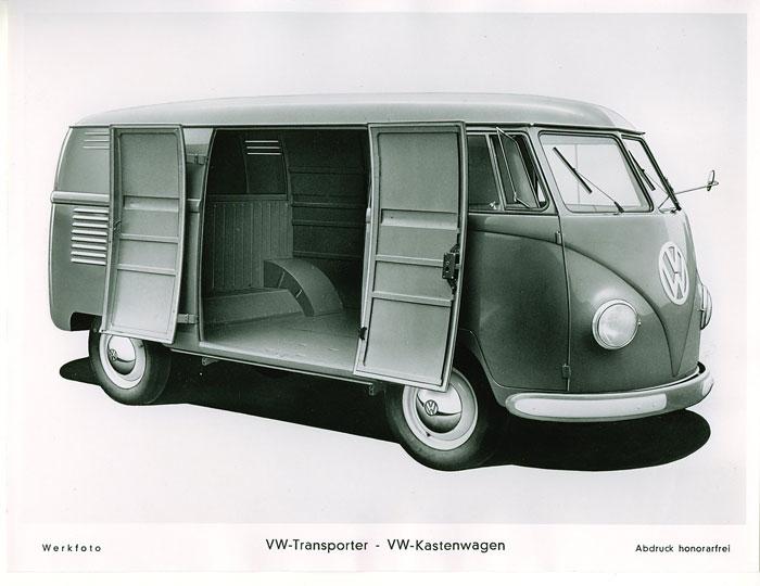 Volkswagen Type 2 T2 1967 - 1979 Minivan #4