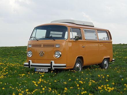 Volkswagen Type 2 T2 1967 - 1979 Minivan #6