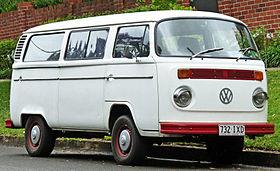 Volkswagen Type 2 T2 1967 - 1979 Minivan #8