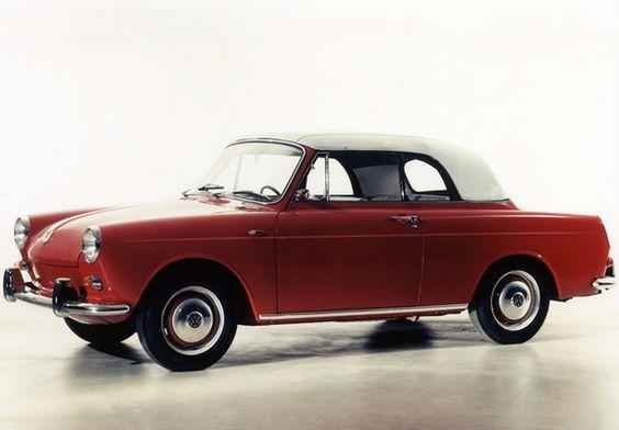 Volkswagen Type 3 I 1961 - 1973 Cabriolet #2