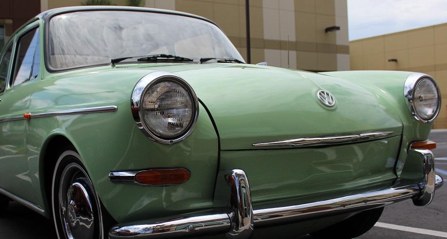 Volkswagen Type 3 I 1961 - 1973 Sedan 2 door #8