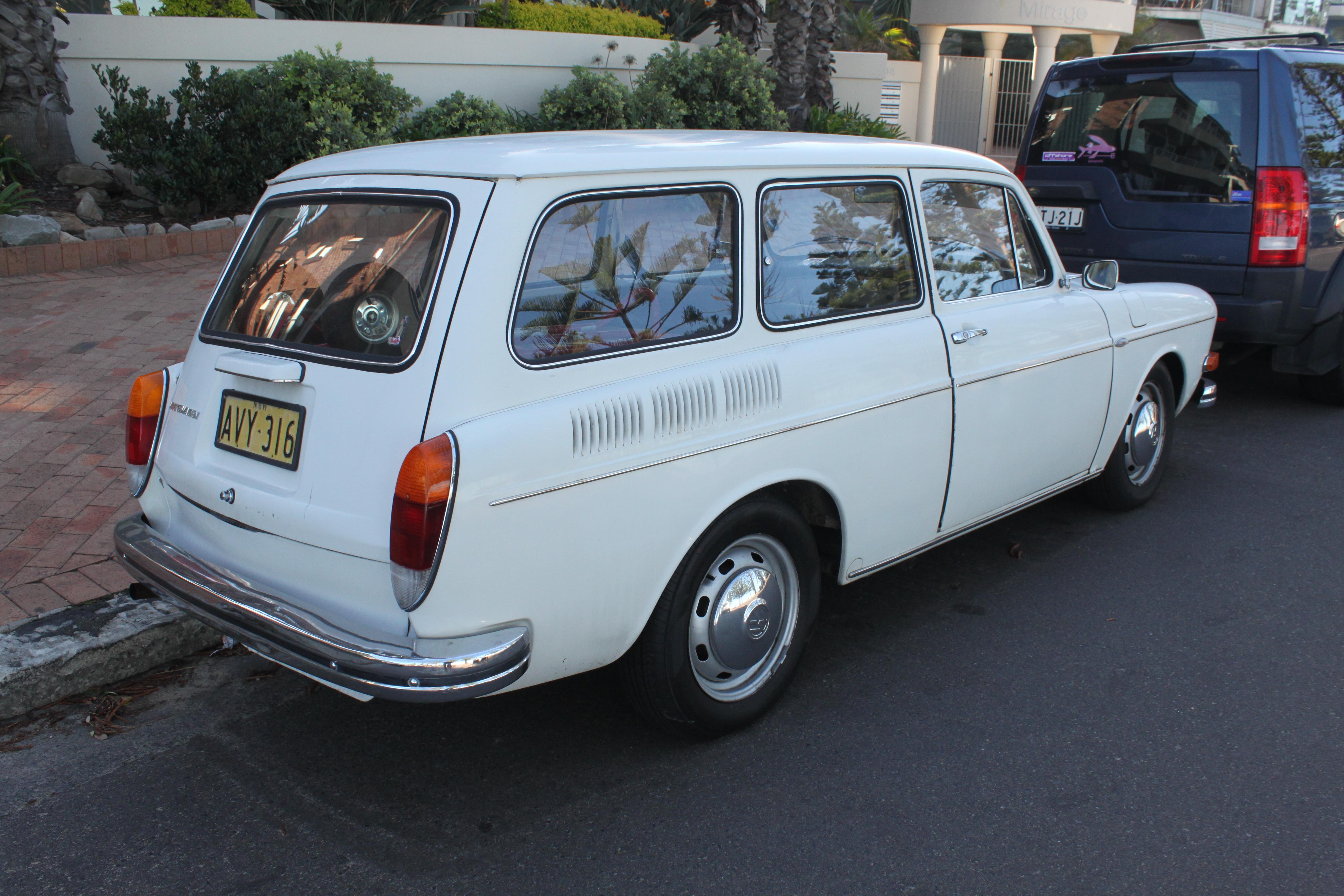 Volkswagen Type 3 I 1961 - 1973 Sedan 2 door #4