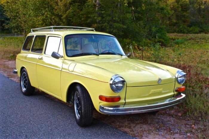 Volkswagen Type 3 I 1961 - 1973 Station wagon 3 door #1