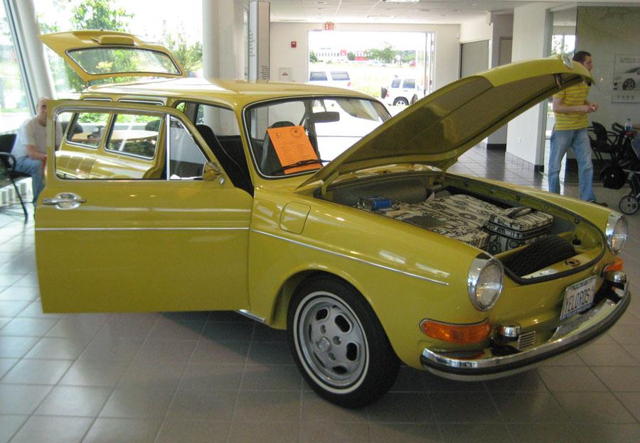 Volkswagen Type 3 I 1961 - 1973 Station wagon 3 door #2