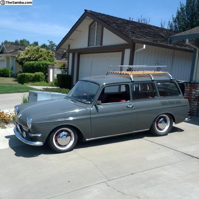 Volkswagen Type 3 I 1961 - 1973 Station wagon 3 door #3