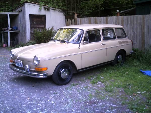Volkswagen Type 3 I 1961 - 1973 Station wagon 3 door #7