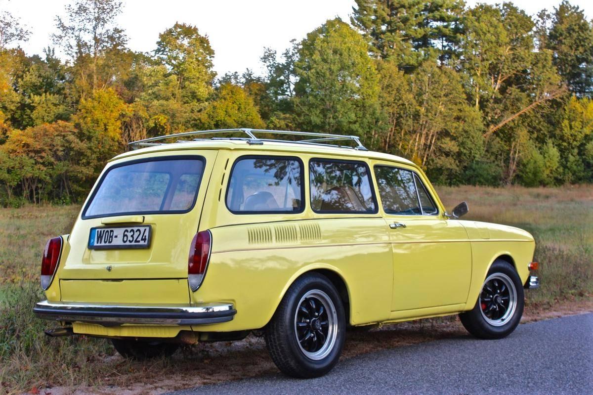 Volkswagen Type 3 I 1961 - 1973 Station wagon 3 door #6