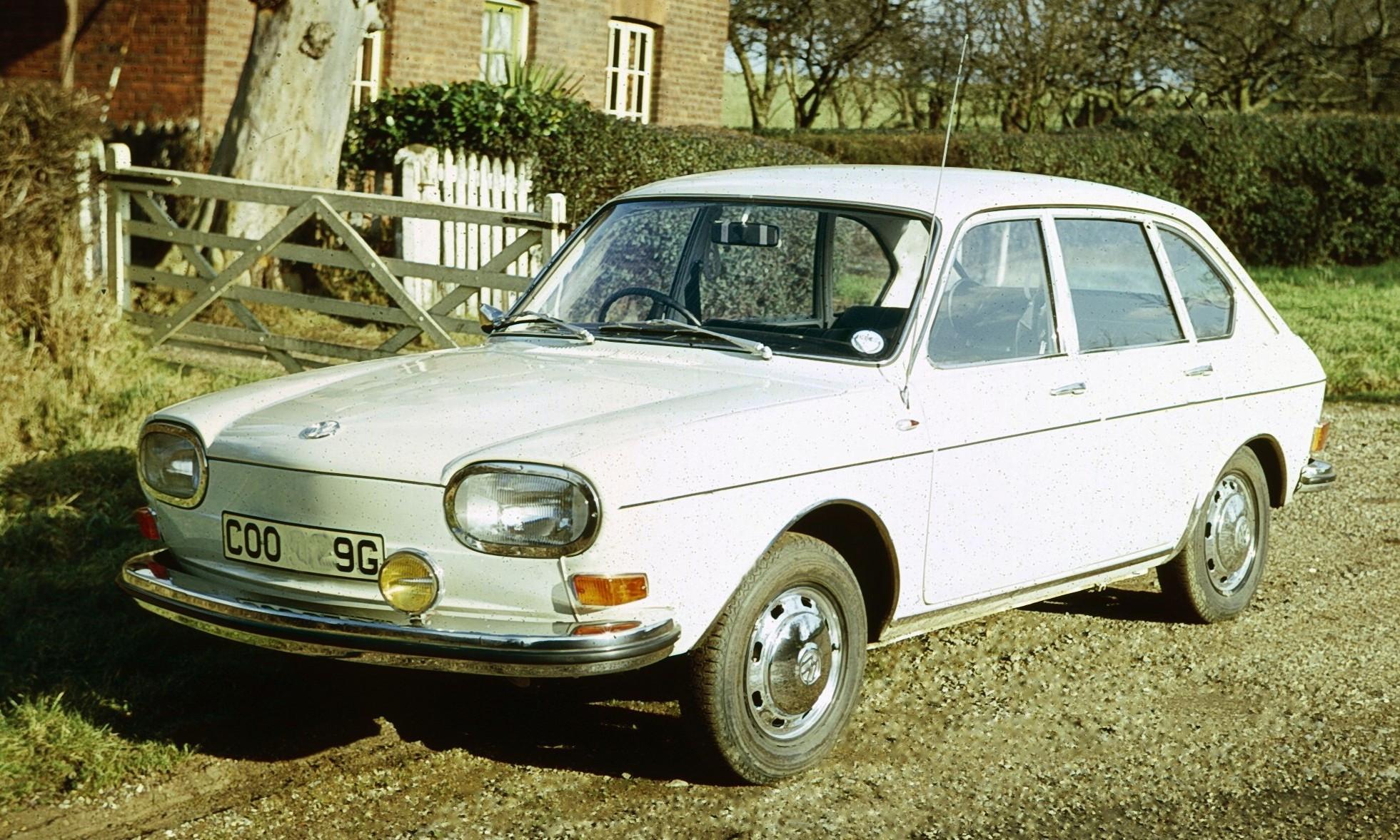 Volkswagen Type 4 I (411) 1968 - 1973 Sedan #6