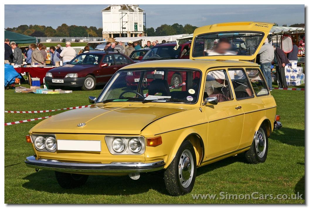 Volkswagen Type 4 I (411) 1968 - 1973 Sedan #3