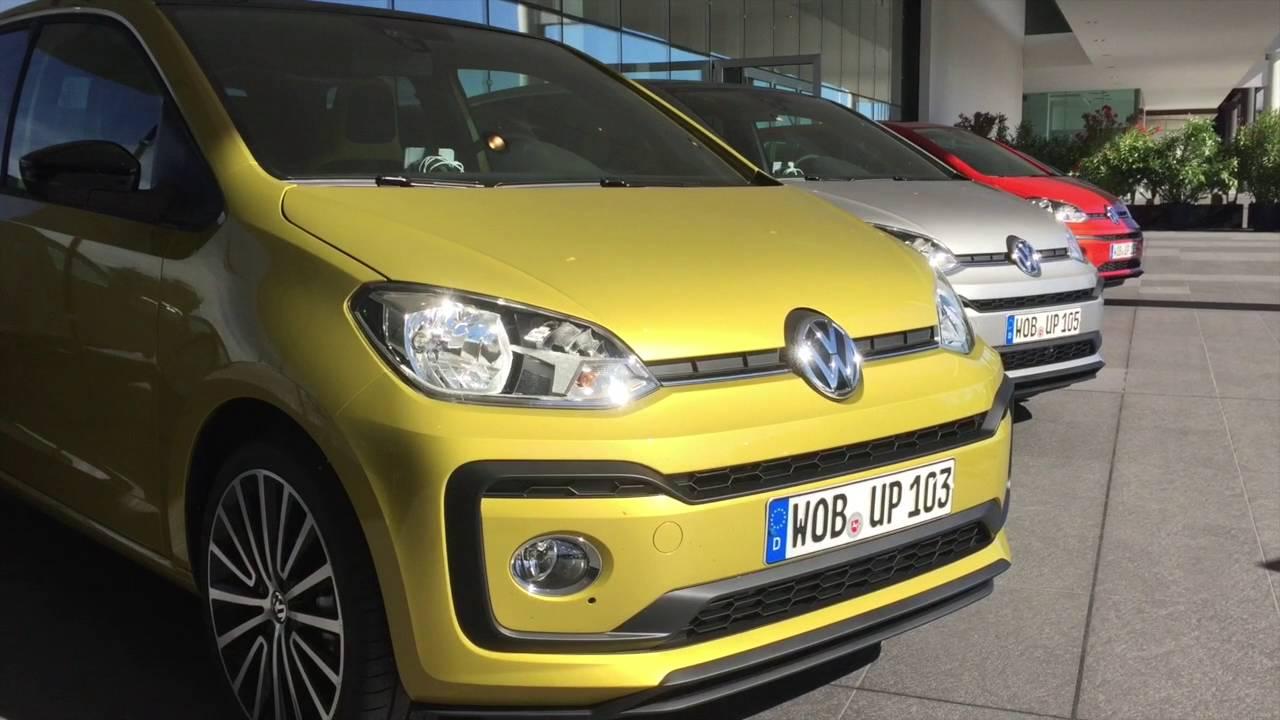 Volkswagen up! I Restyling 2016 - now Hatchback 5 door #2