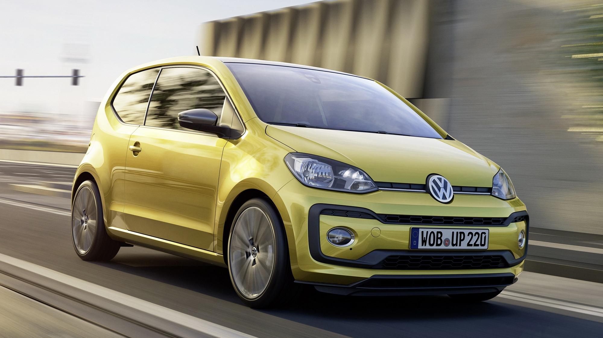 Volkswagen up! I Restyling 2016 - now Hatchback 5 door #3