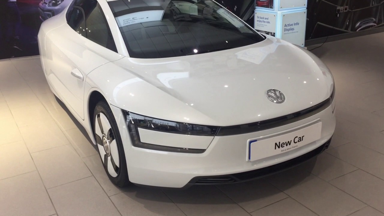Volkswagen XL1 2013 - now Coupe #6