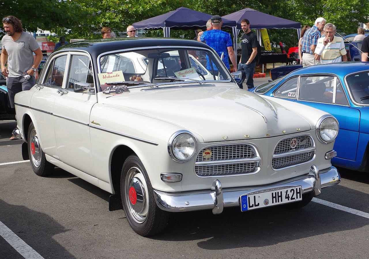 Volvo 120 Series 1956 - 1970 Coupe #2