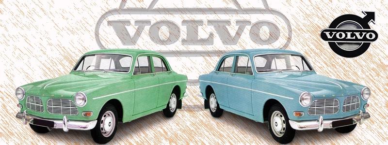 Volvo 120 Series 1956 - 1970 Coupe #4