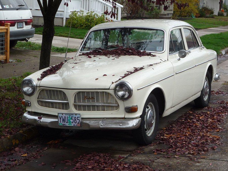 Volvo 120 Series 1956 - 1970 Coupe #6