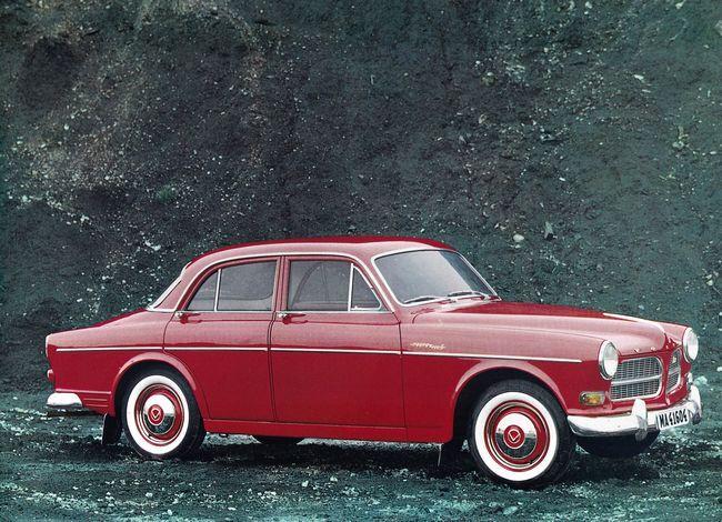 Volvo 120 Series 1956 - 1970 Coupe #5