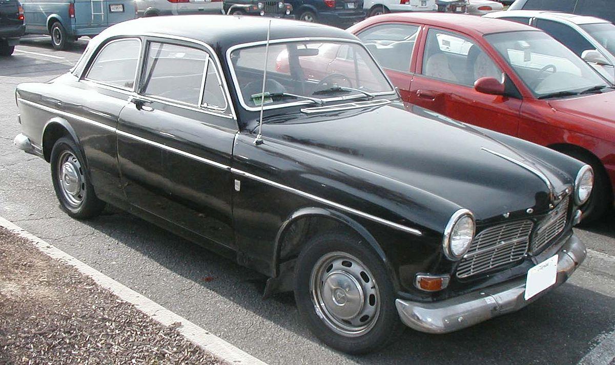 Volvo 120 Series 1956 - 1970 Coupe #7