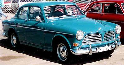Volvo 120 Series 1956 - 1970 Sedan #3