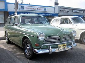 Volvo 120 Series 1956 - 1970 Coupe #3