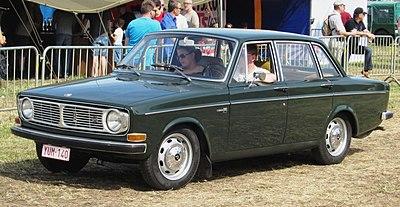 Volvo 140 Series 1966 - 1975 Sedan 2 door #7