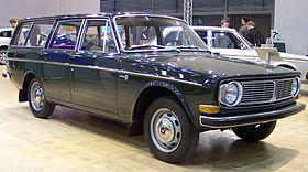 Volvo 140 Series 1966 - 1975 Sedan 2 door #8