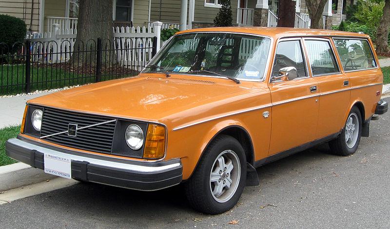 Volvo 140 Series 1966 - 1975 Station wagon 5 door #4