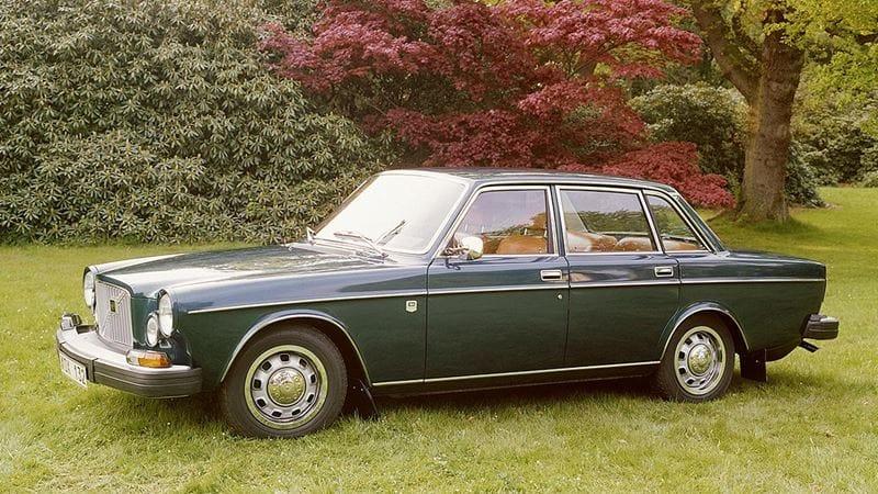 Volvo 164 1968 - 1974 Sedan #1