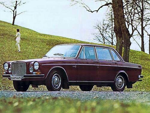 Volvo 164 1968 - 1974 Sedan #4