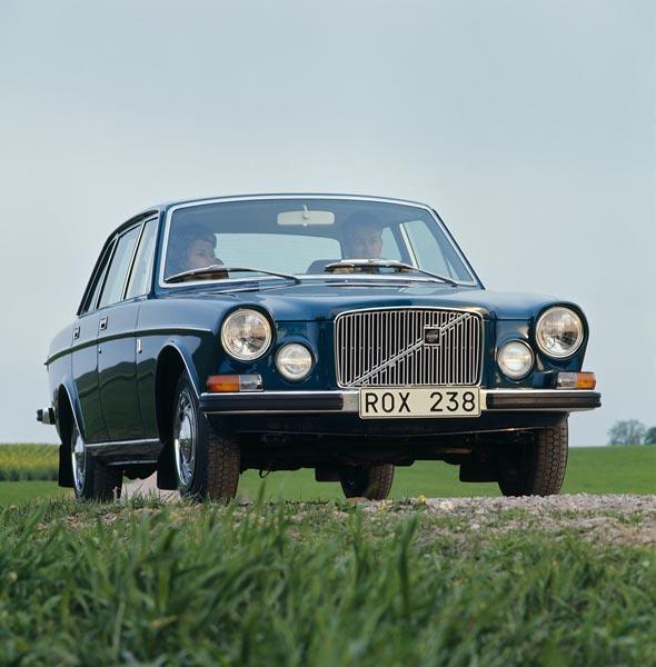 Volvo 164 1968 - 1974 Sedan #3