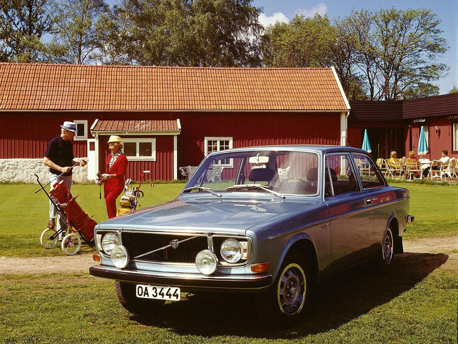 Volvo 164 1968 - 1974 Sedan #2