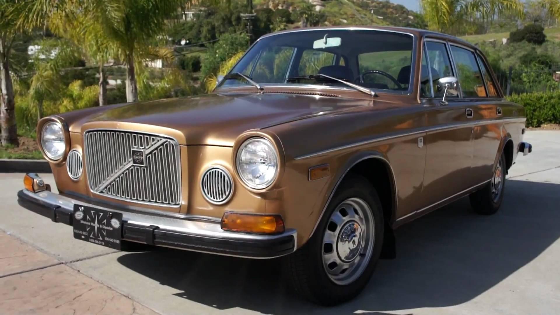 Volvo 164 1968 - 1974 Sedan #8