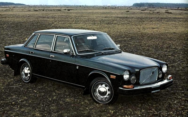 Volvo 164 1968 - 1974 Sedan #5