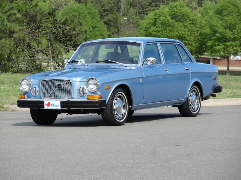 Volvo 164 1968 - 1974 Sedan #6