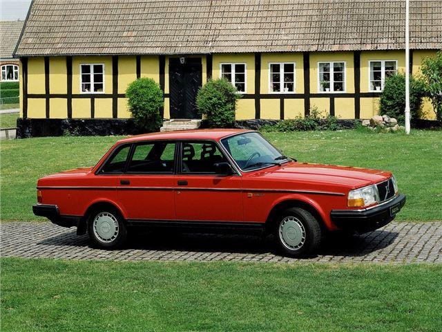 Volvo 240 Series 1974 - 1993 Sedan 2 door #3
