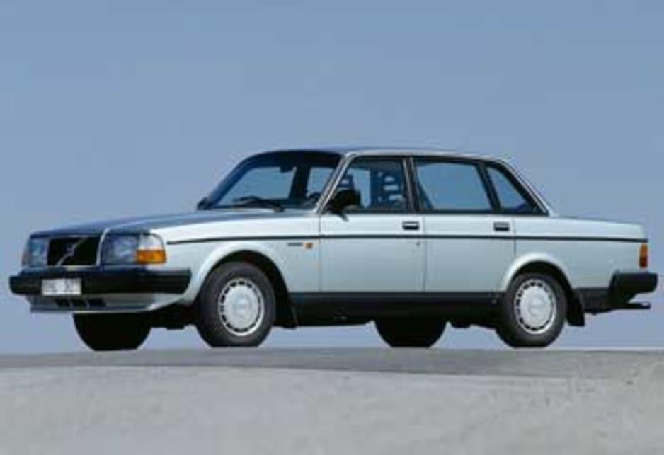 Volvo 240 Series 1974 - 1993 Sedan 2 door #6