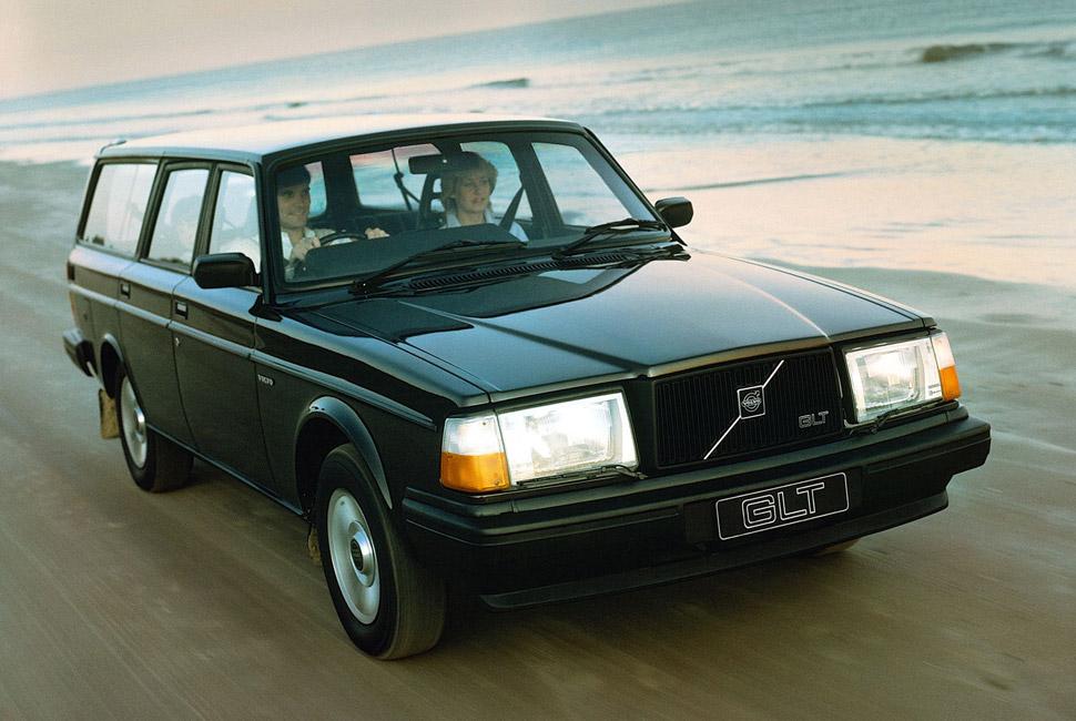 Volvo 240 Series 1974 - 1993 Station wagon 5 door #2