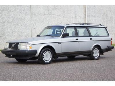 Volvo 240 Series 1974 - 1993 Station wagon 5 door #3