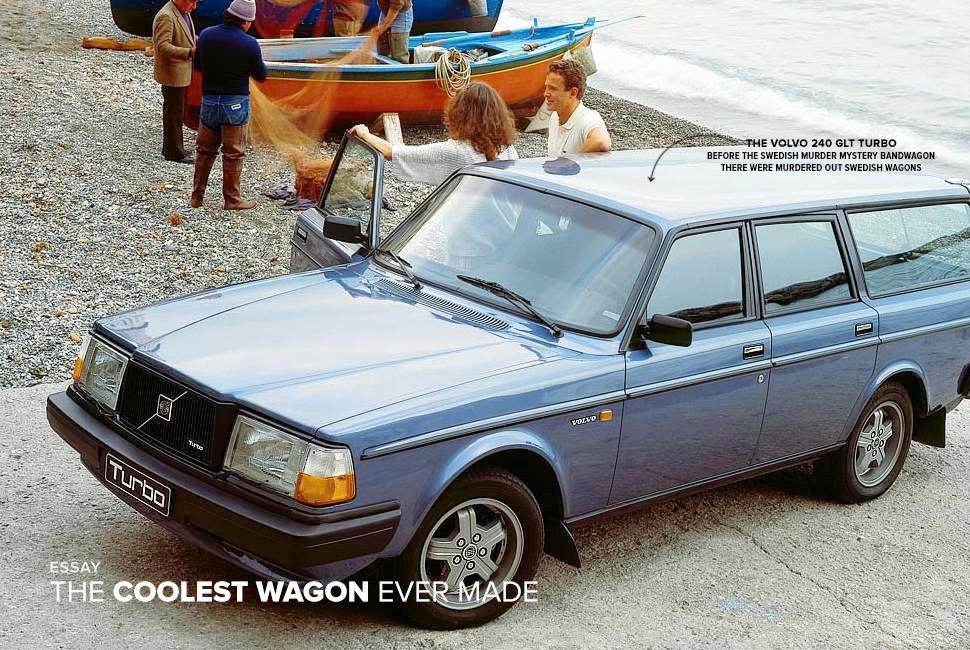Volvo 240 Series 1974 - 1993 Sedan 2 door #1