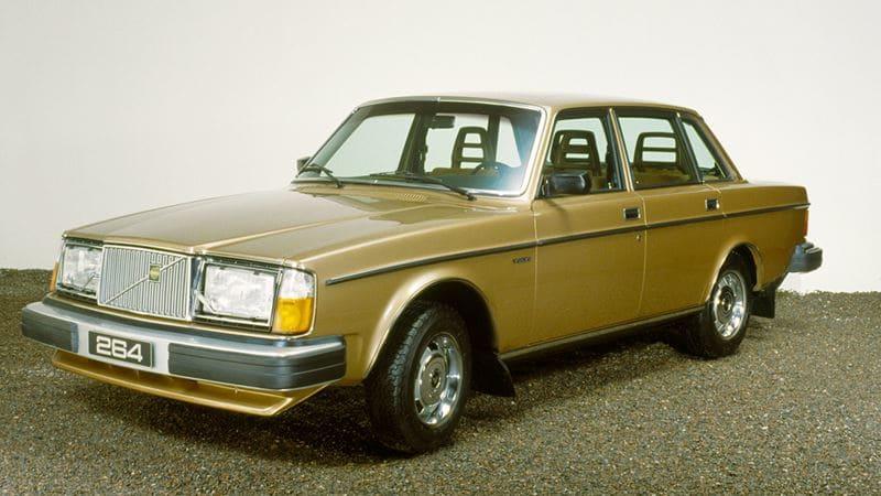 Volvo 260 Series 1974 - 1982 Sedan #6
