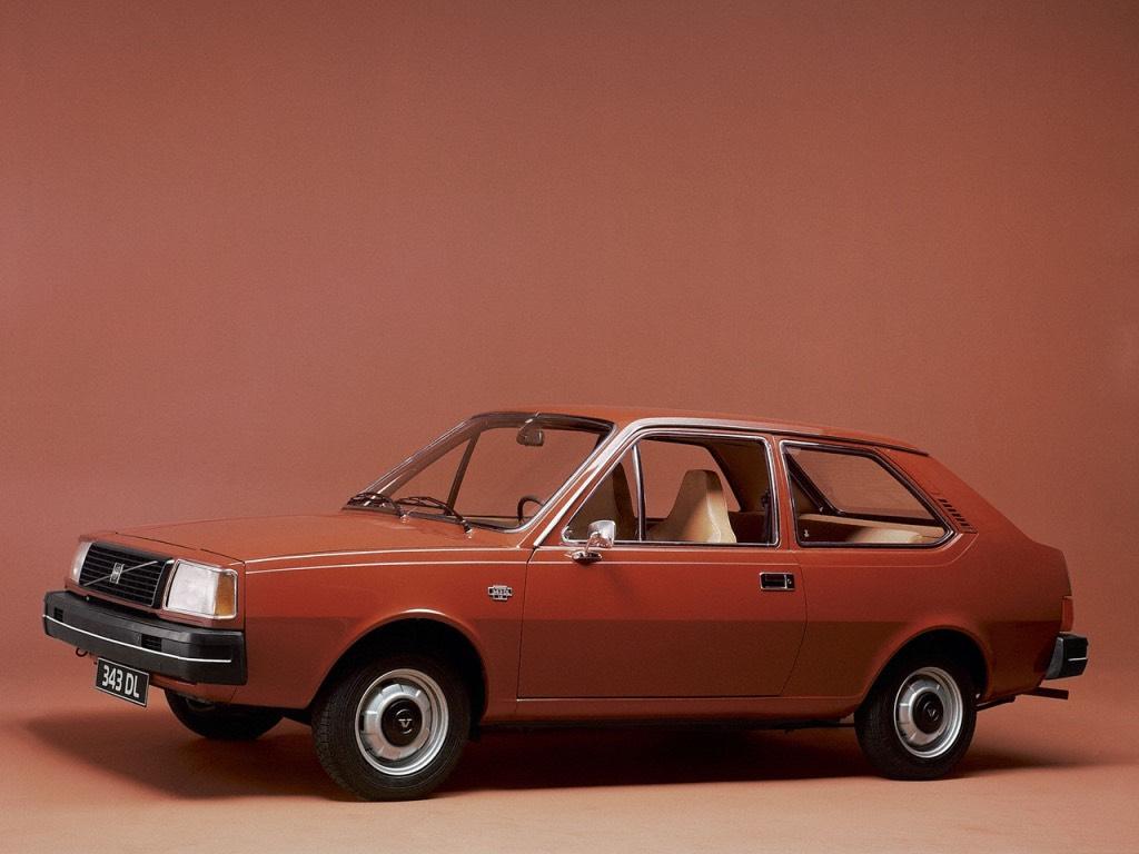 Volvo 300 Series 1975 - 1991 Sedan #7