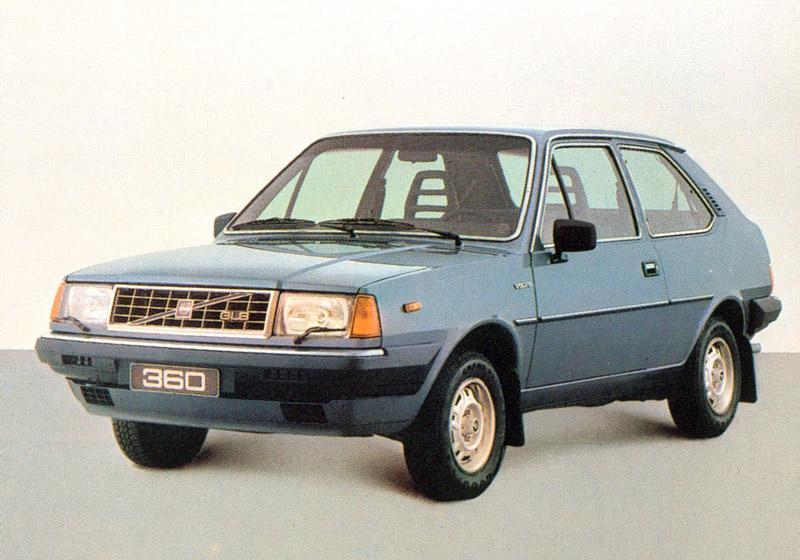 Volvo 300 Series 1975 - 1991 Sedan #4