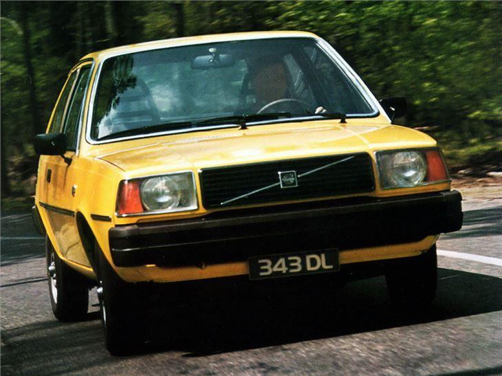 Volvo 300 Series 1975 - 1991 Sedan #3