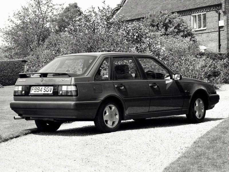 Volvo 440 1988 - 1996 Hatchback 5 door #3